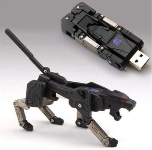 Transformers 2 Ravage Jaguar 8GB USB Flash Drive