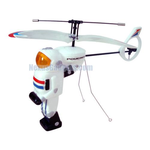 Cool Toy Helicopters : Gadgetmadness cool remote control pocket spaceman helicopter