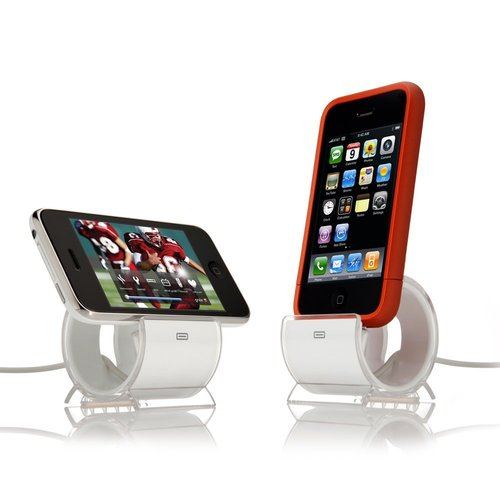 Sinjimoru Sync and Charge Dock Stand for iPhone 4, 3G, 3GS, and iPod.jpg