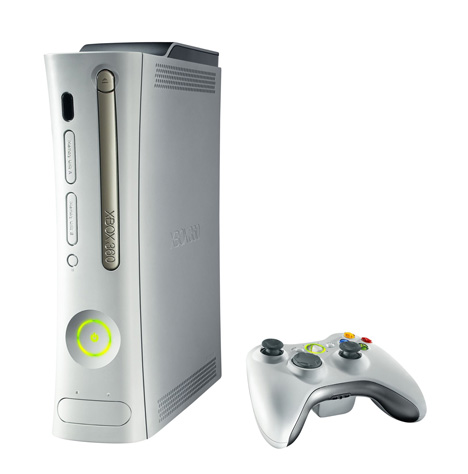 New Microsoft Xbox 360 with Wireless Controller