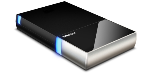 Maxtor BlackArmor USB Hard Drive Has AES Encryption Built In