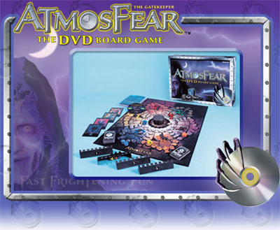 Board games go DVD interactive with Atmosfear