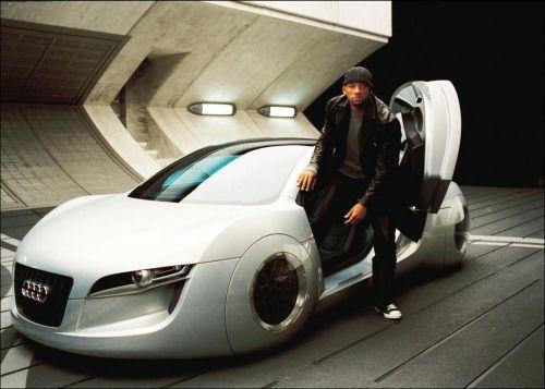 Audi rsq Car
