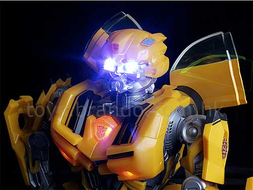 Brando Bumblebee Transformers USB iPod Speaker