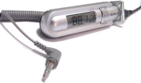 Review:  Digiana AudiaX Model 2 Wireless FM Transmitter