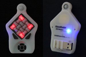 GhostRadar: USB Ghost Detector from SolidAlliance