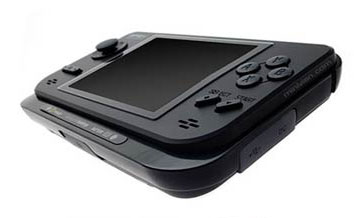 GamePark GP2X Homebrew Handheld Console