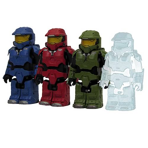 Halo 3 Master Chief Kubrick Bearbrick Action Figures