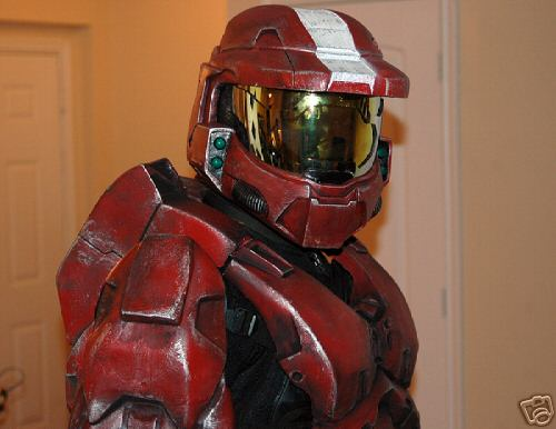 Master Chief Halo 3 Replica Costume With Helmet Sells For $21,149 on eBay