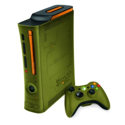 Xbox 360 HDMI Halo 3 Special Edition Is Beauty
