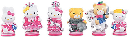 Sanrio Hello Kitty Chess Set