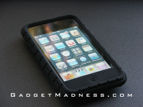 Review: Best iPod Touch Case  & Screen Protection Combo for Apple iPod Touch 2G