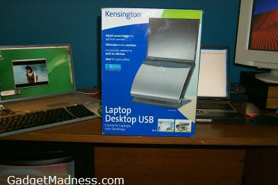 REVIEW: Kensington Laptop Desktop USB 2.0 Docking Station