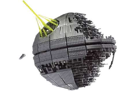 Star wars lego death star ii