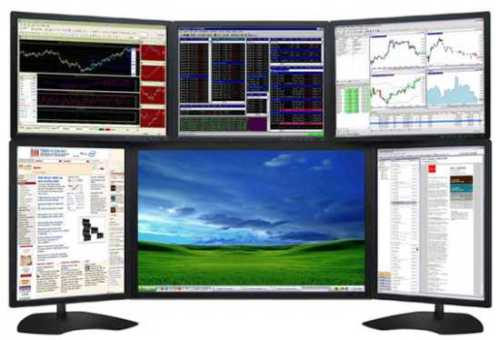 XPRESS 4 IDEAS: The Most Expensive Monitor Setup 2007