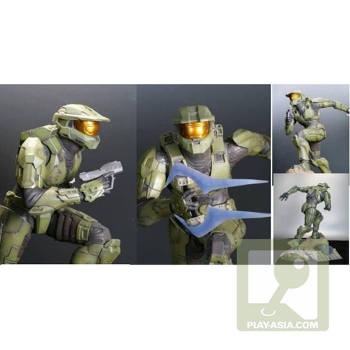 Halo 3 Master Chief Statue By Kotobukiya