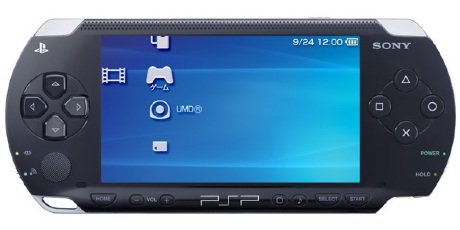 Sony PSP Launch Date and Games