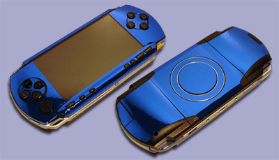 PSP Mods: Skins from VinzDecals