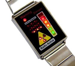 Active Reactor Watch by Radio Active