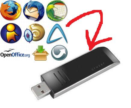 How To Use Portable Firefox, ThunderBird, FileZilla, and Pidgin Over SSH On Unprotected Networks Using Any USB Drive