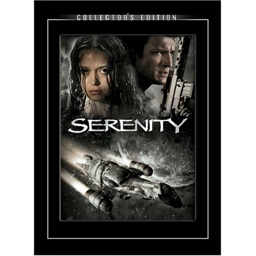 Serenity Collectors Edtion DVD