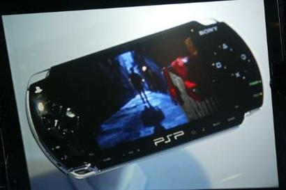 E3 2004: Official Sony PSP Photos (aka GOD, I WANT ONE NOW)