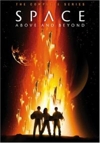 Space Above and Beyond   DVD Complete Set (1995)