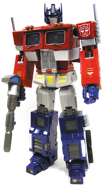 Takara Transformers Masterpiece Optimus Prime Convoy Figure