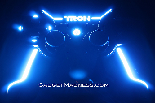 TRON: Legacy Playstation 3 (PS3) Wired USB Controller By PDP Review