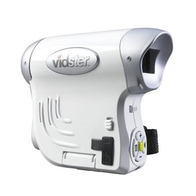 Mattel Vidster Digital Video Camera For Kids