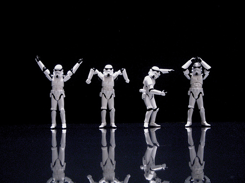 The Secret Lives of Stormtroopers