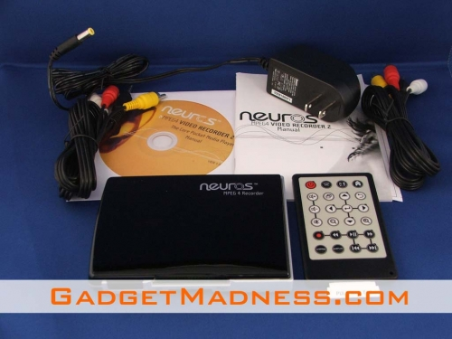 Neuros MPEG4 Video Recorder 2