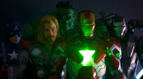 """The Avengers"" 2012 Stolen Script Update"