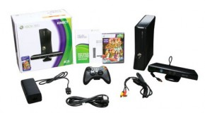 Xbox 360 4GB Kinect System for $199