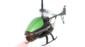 Helicopter Spy Camera From Silverlit