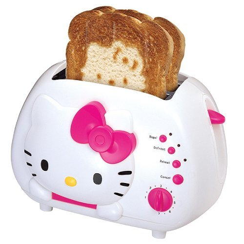 Hello Kitty Toaster