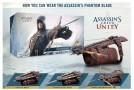 Assassin's Creed Unity Phantom Blade Unboxing