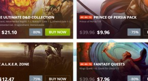 GOG Winter Finale Sale