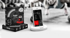 iLoop – Most Exciting Phone Holder