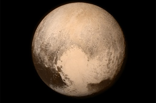 Hello Pluto You Look Like a Planet to me