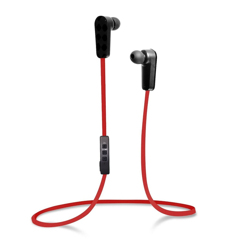 gadgetmadness sport bluetooth earbuds from jarv. Black Bedroom Furniture Sets. Home Design Ideas