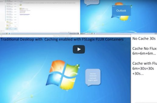 FSLogix introduces container for Citrix Users with Office 365!