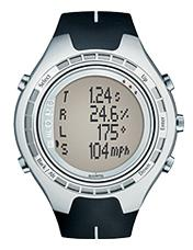 Suunto G6: Watch for Golfers