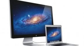 Apple Announces Thunderbolt Display Docking Station For Mac Notebooks