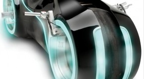 Life-Size TRON Legacy Light Cycle