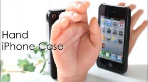 Human Hand iPhone Case