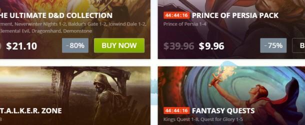 GOG Winter Finale Sale