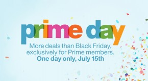 Prime Day – Amazon is Turning 20
