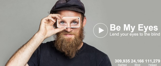 This New App Helps You Give Sight to the Blind
